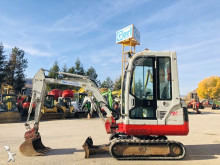 mini escavatore Takeuchi