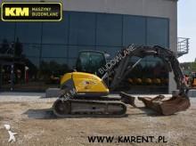 Mecalac 8MCR VOLVO ECR88 CASE CX130 JCB JS130LC