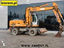 Liebherr A904 VOLVO EW160P JAC JS175W