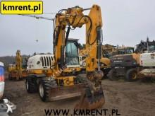 Terex 42HML KOMATSU PW98 CASE WX 125 CAT M312 JCB JS130