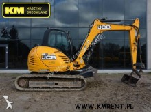 mini-graafmachine JCB