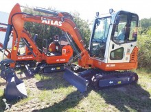 Atlas Copco mini excavator