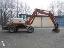 excavadora de ruedas Schaeff