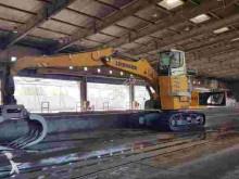 Liebherr industrial excavator