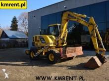 Komatsu PW110 CASE WX125 CAT M312 JCB JS130 TEREX 42MML