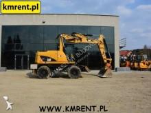 Caterpillar M313D KOMATSU PW140 JCB JS145W VOLVO EW140C