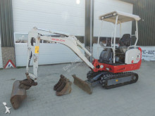 Takeuchi TB216 Mini Graafmachine