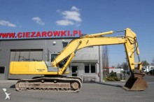 koparka gąsienicowa New Holland