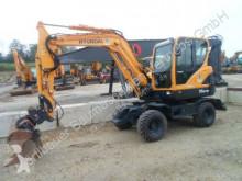new wheel excavator