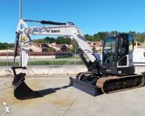 Bobcat track excavator
