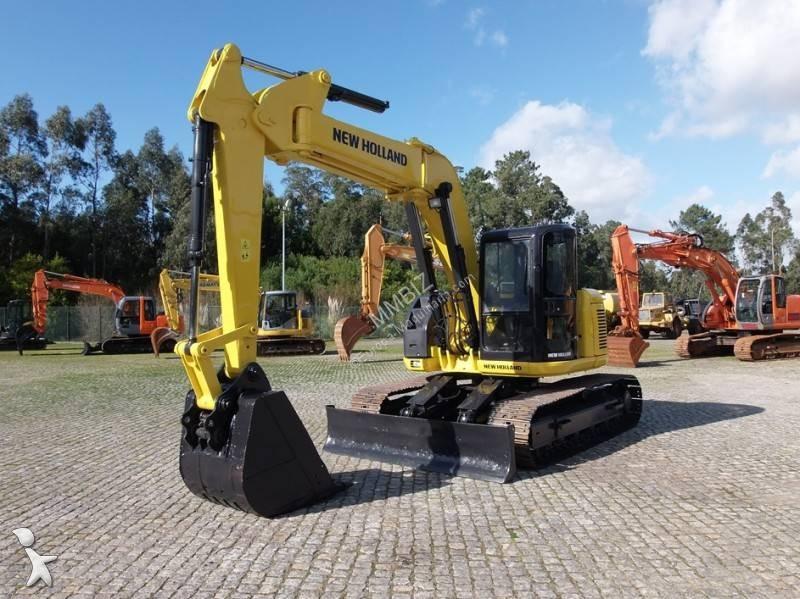 Vedeţi fotografiile Excavator New Holland SK130UR