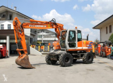 Fiat-Hitachi wheel excavator