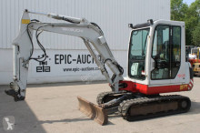 Takeuchi TB135 Mini Graafmachine