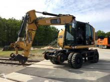 escavatore strada/rotaia usato