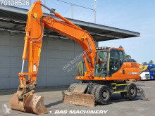Doosan DX190 W-3 Outriggers / Blade - good condition