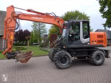 used wheel excavator