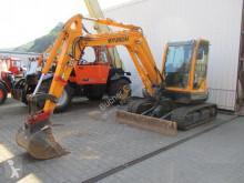 mini-escavadora Hyundai