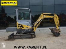 New Holland E22 JCB 8025 8030 8015 CAT 302,5 303 YANMR VIO