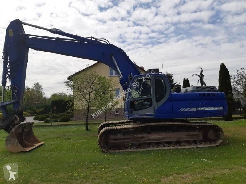 View images Doosan DX300LC excavator