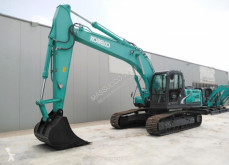 Kobelco SK210LC-8 excavator