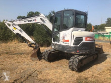 excavator pe şenile Bobcat