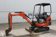Kubota KX015-4 Mini Graafmachine