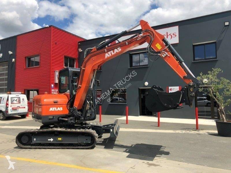 View images Atlas AC60 excavator