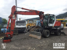 O&K MH Compakt Wheel Excavator