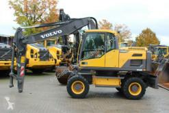 Volvo wheel excavator