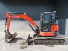 mini-excavator Kubota