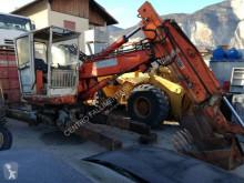 Eurocomach walking excavator