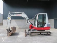Takeuchi mini excavator
