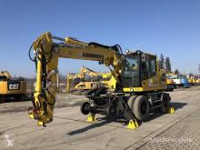 pelle rail/route Liebherr