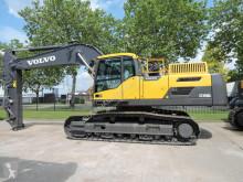 Volvo track excavator