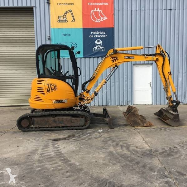 Used mini excavator BELGIUM