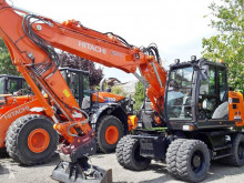 Hitachi ZX145 W-6 excavator