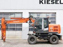 Hitachi ZX140 W-3 excavator