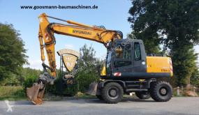 Hyundai Robex 170 W-7A excavator