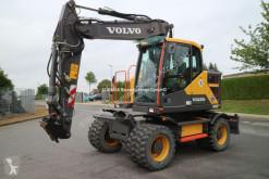 escavadora Volvo