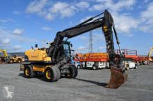 escavadora de rodas Volvo