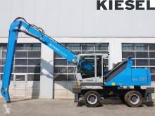 used industrial excavator
