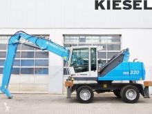 Fuchs industrial excavator