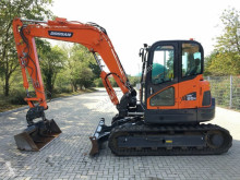 mini pelle Doosan