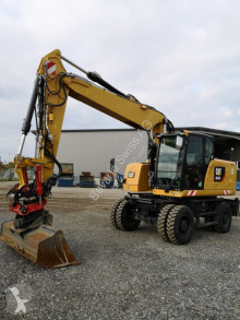 Caterpillar CAT M318F Trimble 3D