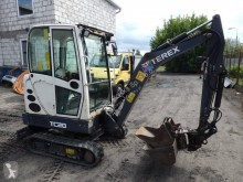 mini-excavator Terex