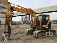Hyundai track excavator