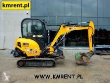 mini-excavator JCB