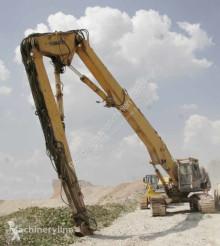 Komatsu PC400LC – Longfront Abbruchbagger / Demolition excavator