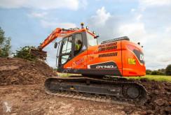 new track excavator