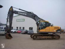 escavadora de lagartas Volvo